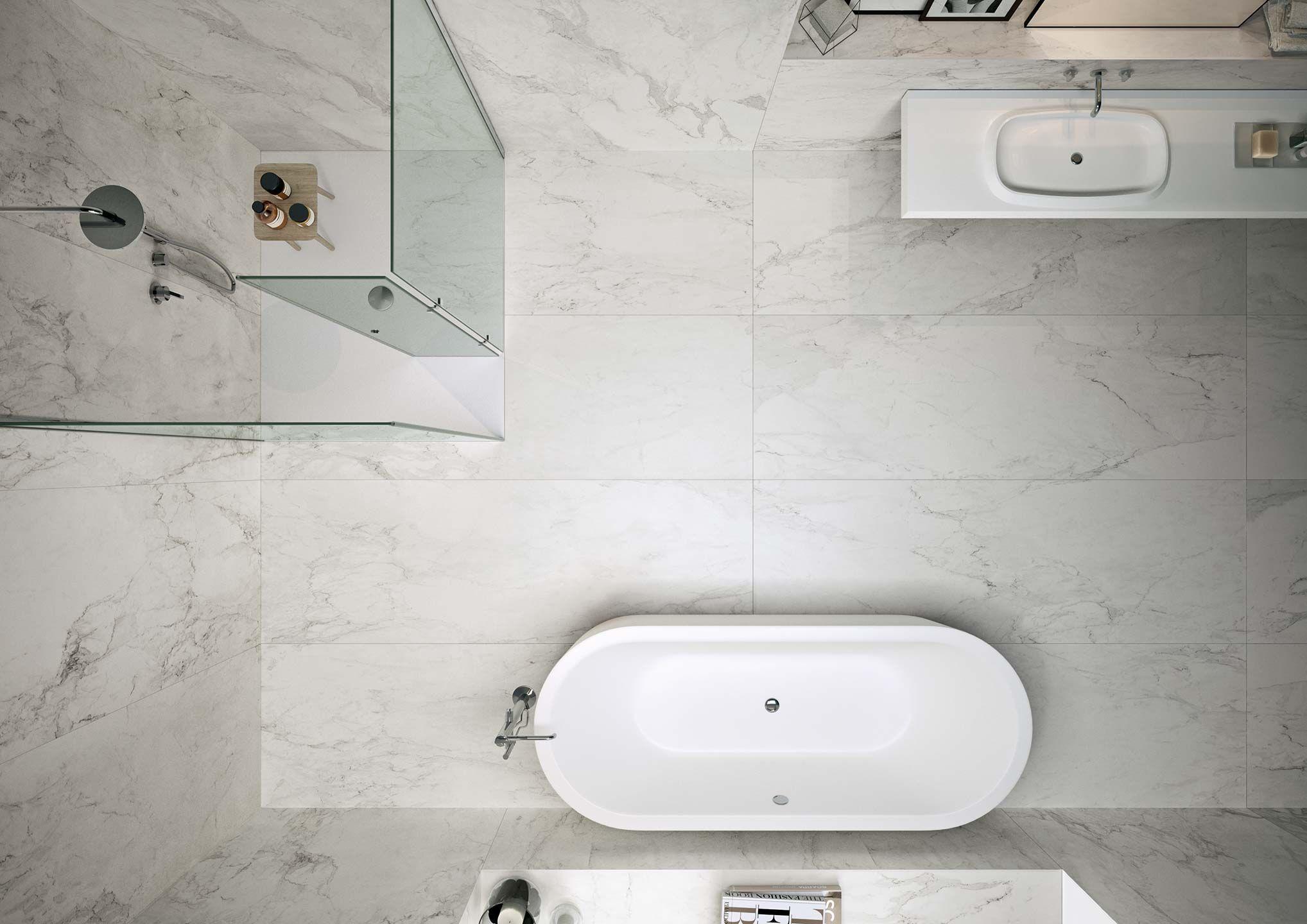 Piastrelle in gres porcellanato per pavimenti bagni e rivestimenti