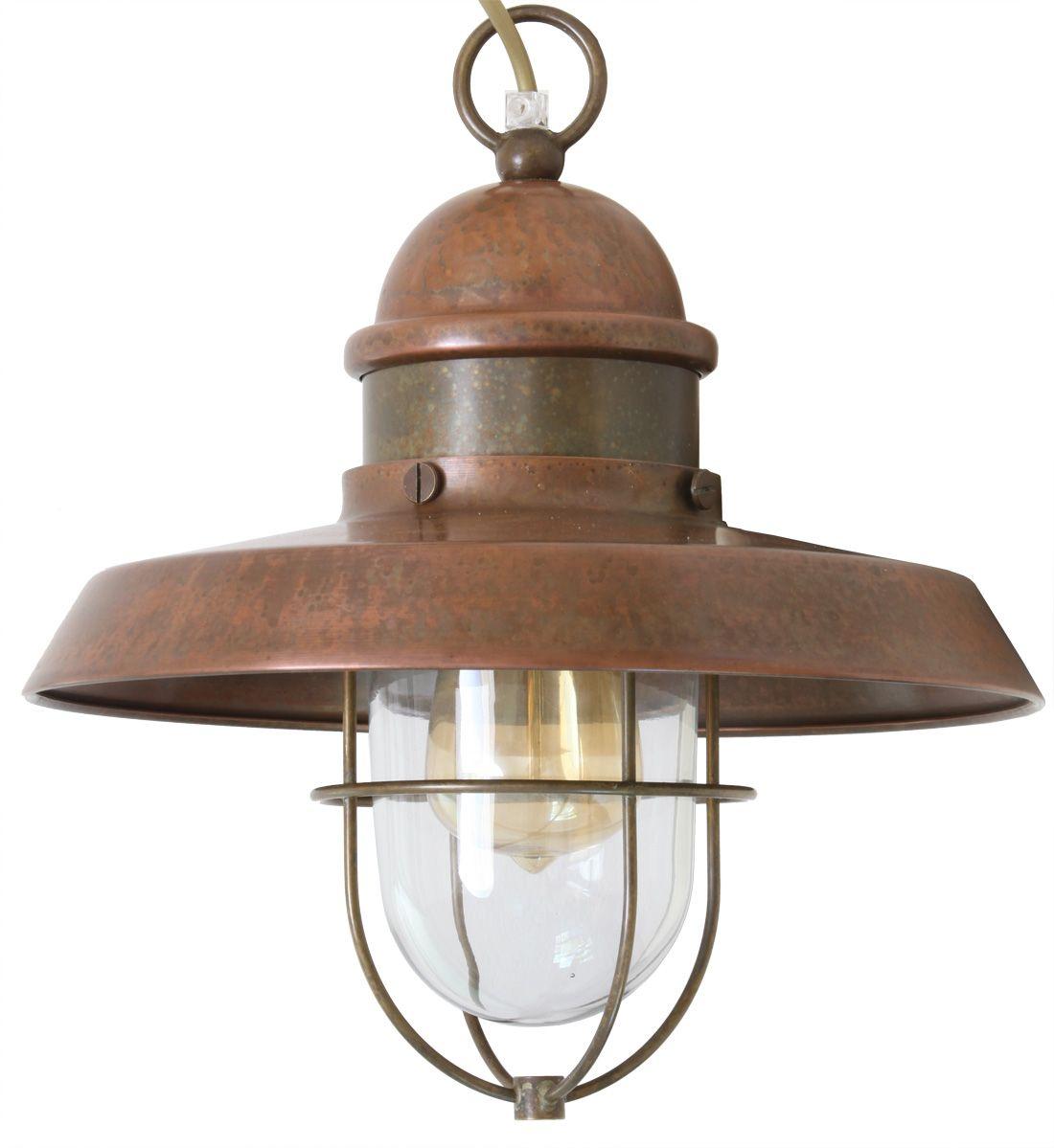 Maritime Outdoor Pendant Lamp Il Patio 225 07 Or By Italienische Hofleuchten Venezianisches Glas Pendelleuchte Aussenlampe