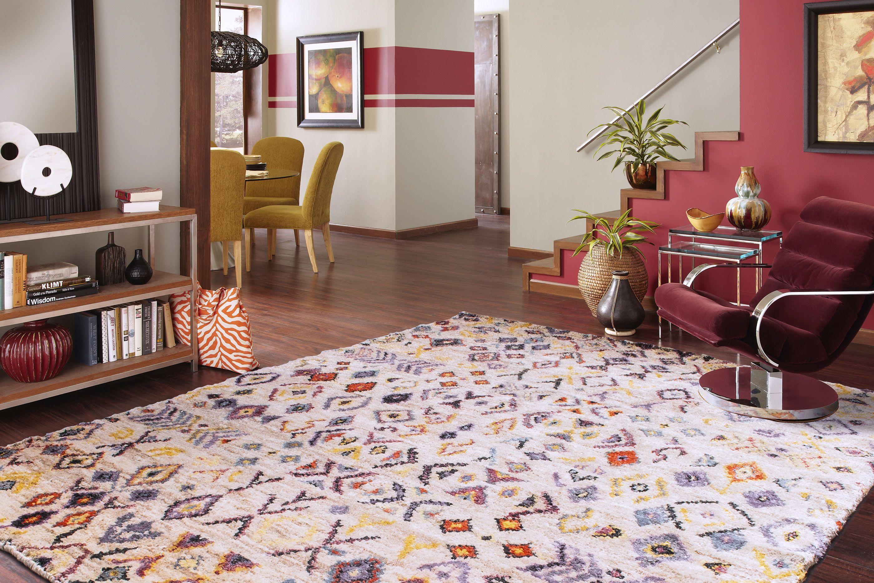 Alfombra kasulu anudada a mano con fibras naturales alfombras extraordinarias - Alfombras fibras naturales ...