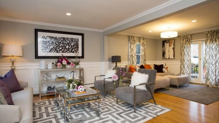 Furniture Placement · Property Brothers   Buying + Selling