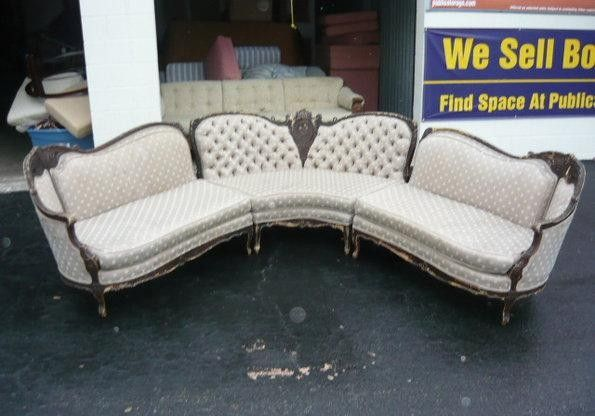 1950 S French Provincial Want Antique Furniture Living Room