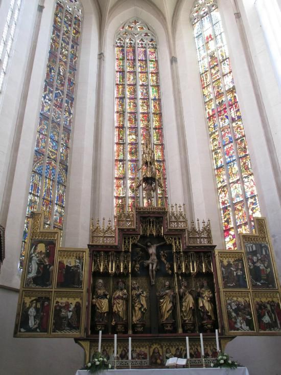 St. Jacob's Church (St. Jakobskirche) - Rothenburg, Germany