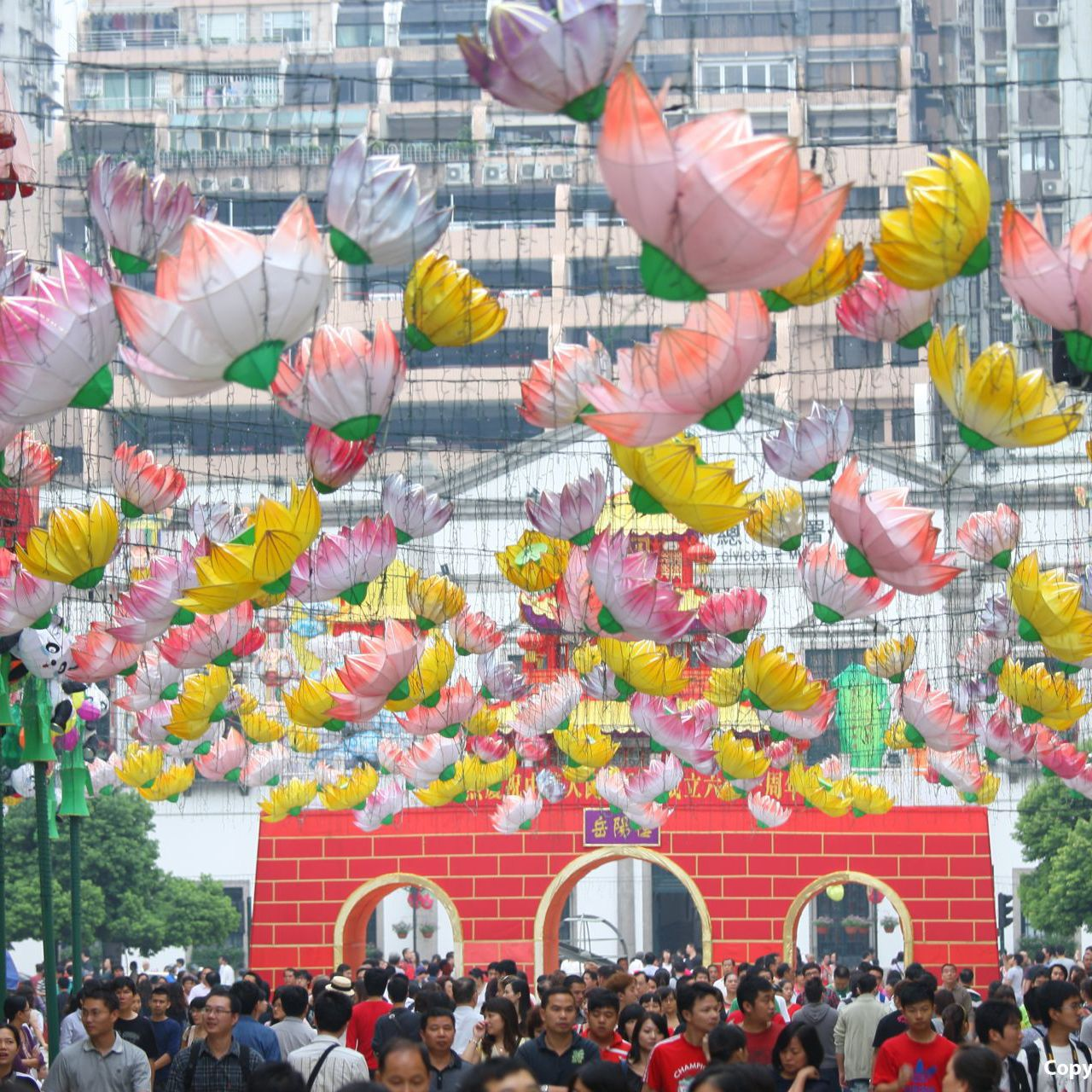 Sept. 27. The centre of this celebration is the Moon on the 15th day of the 8th month, according to the lunar calendar. #macau #visitmacau #travel2next