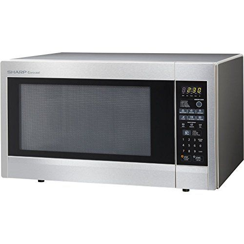 Sharp R Cd1200m Twintouch Commercial Microwave Oven 1200 Watts Microwave Oven Countertop Convection Oven Kitchen Necessities
