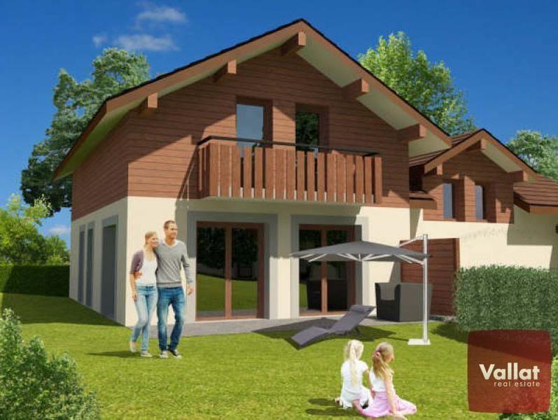 Vente Maison mitoyenne 5 pièces Alex 74290 maison aimé Pinterest - construire sa maison budget
