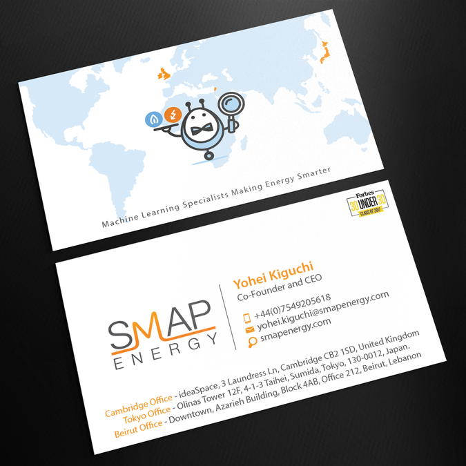 Winning Design By An Designer Custom Business Cards Logo Design Diy Start Up Business