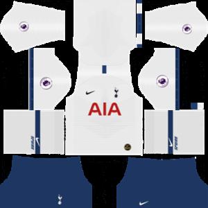Tottenham Hotspur 2019 2020 Dream League Soccer Kits Soccer Kits Tottenham Football Kits