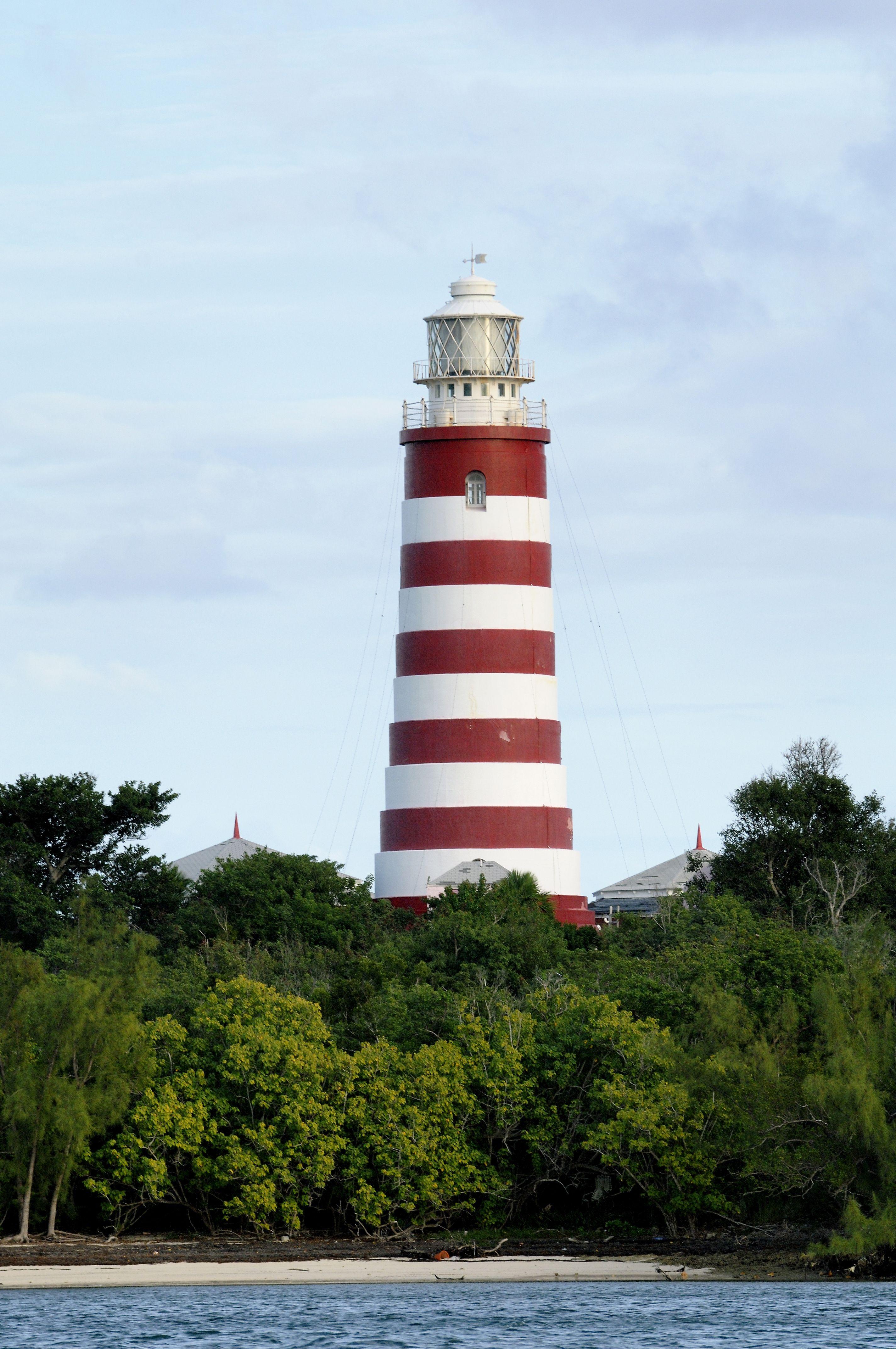 Elbow Cay Lighthouse The Abacos Copyright Bahamas Ministry Of Tourism Caribbean Islands Sint Eustatius Bahamas