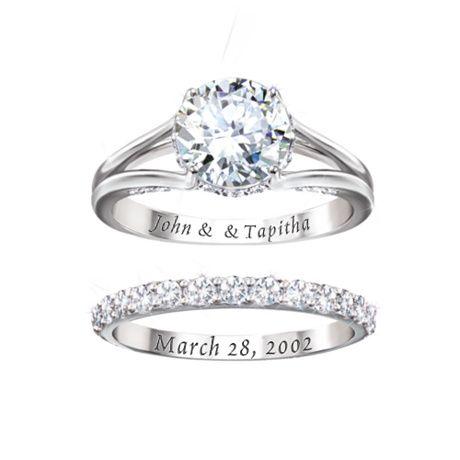 dating wedding rings