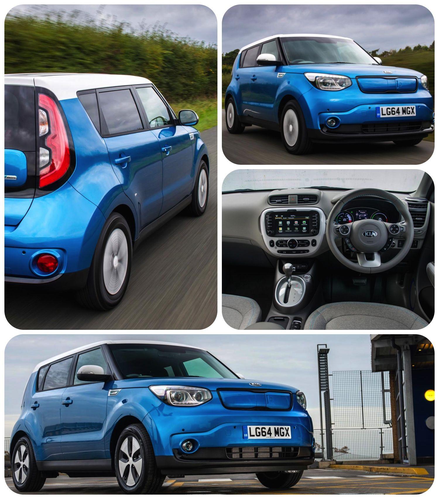 The Kia Soul EV Go Electric Kia soul, Car, Electric cars