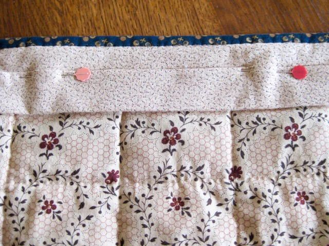 """Are you new to quilting and want an easy-to-follow quilting tutorial? Look no further than this Tutorial Hanging Sleeve! This beginner's quilt pattern will teach you how to create a great DIY home decoration!<br /> <br /> <strong>From the Blogger:</strong> """"This is a tutorial explaining how I hang my quilts when I wish to make wall hangers. It shows how to sew a hanging sleeve on the backing of a q..."""