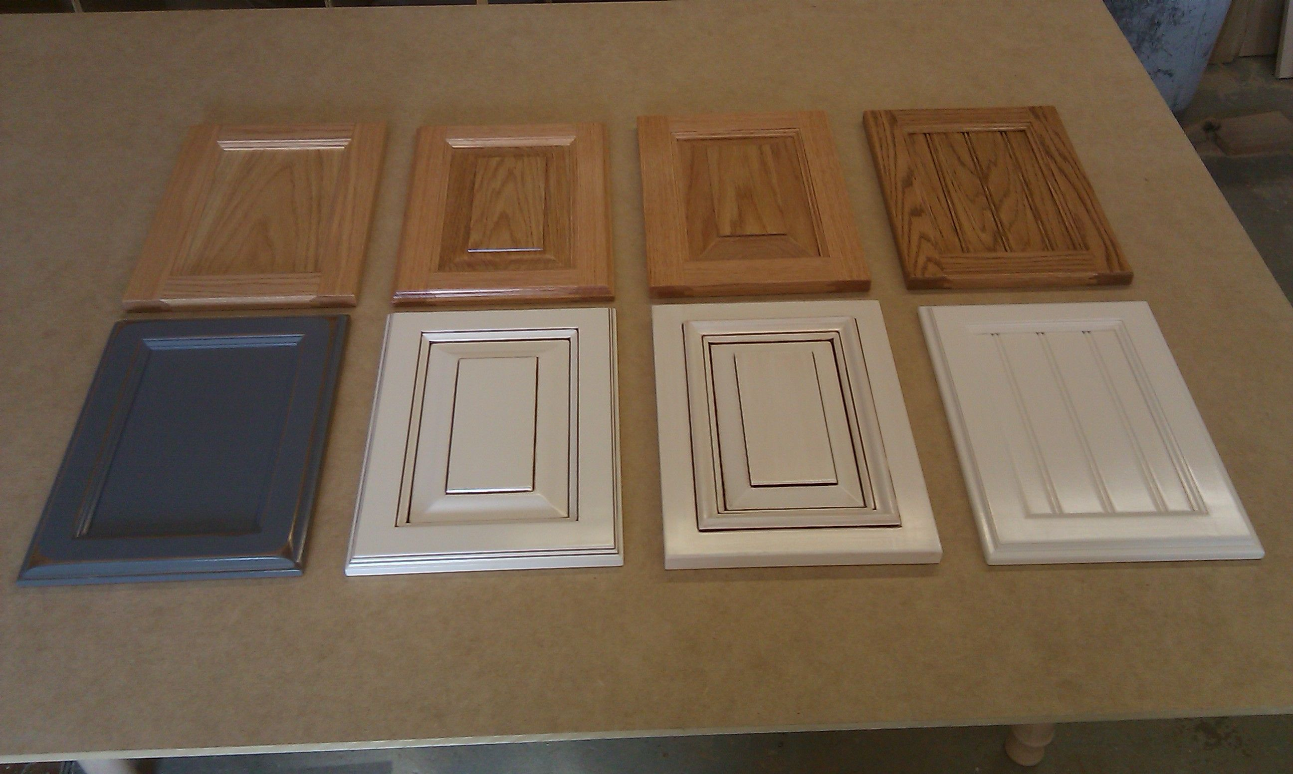 A Few Cabinet Door Styles Nh Woodworks Projects