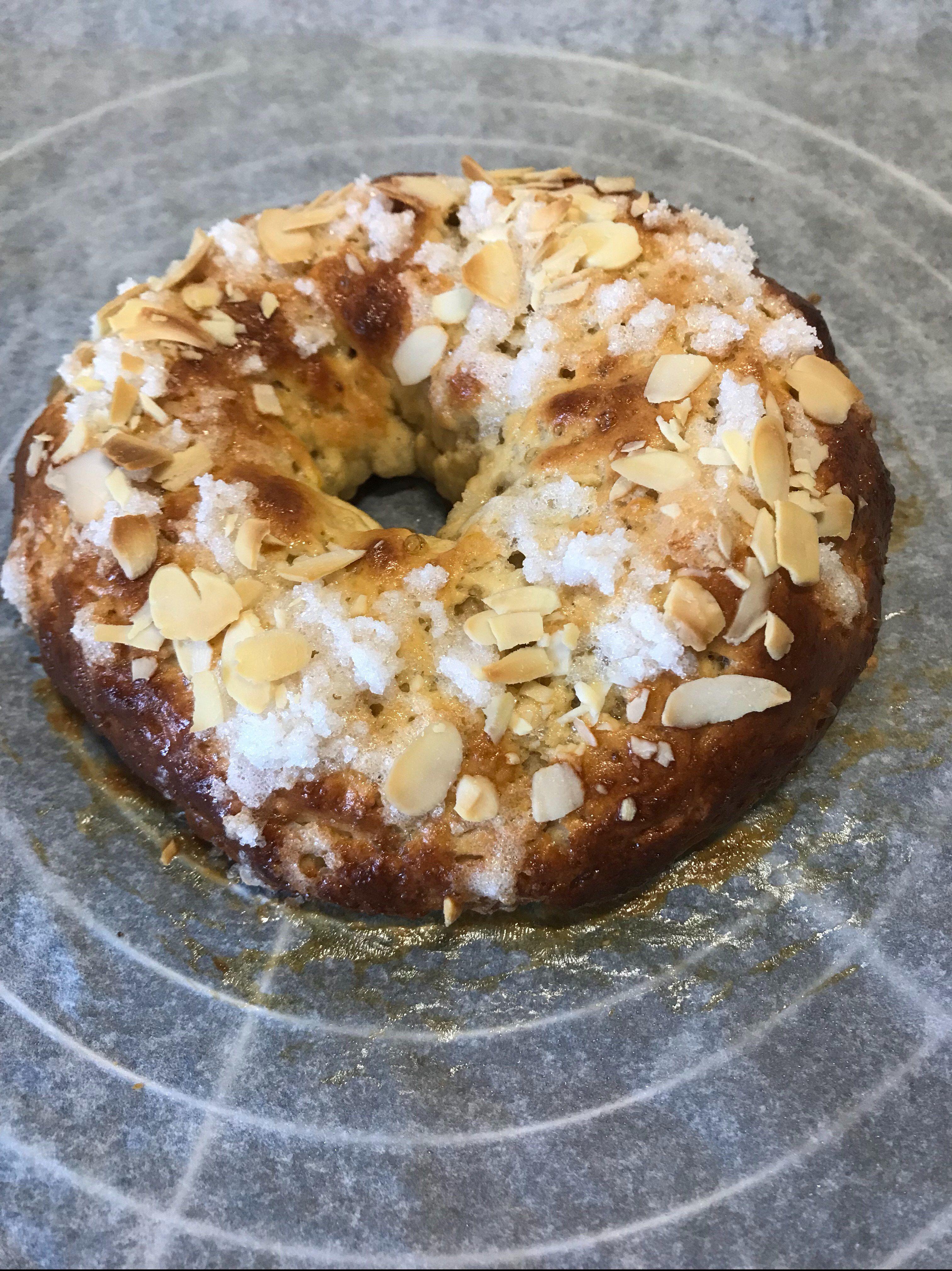 Roscón De Reyes Con Harina Mercadona Alimentos Sin Gluten Recetas De Comida Roscón De Reyes