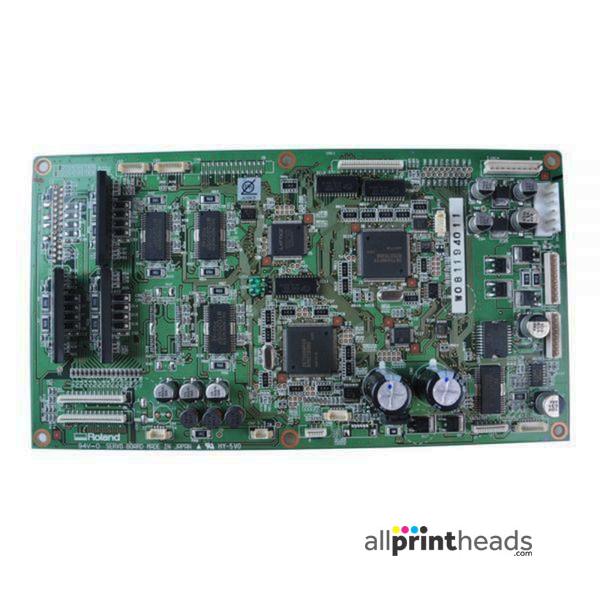 Roland FJ-540 Servo Board - W811904010 | All the spare parts