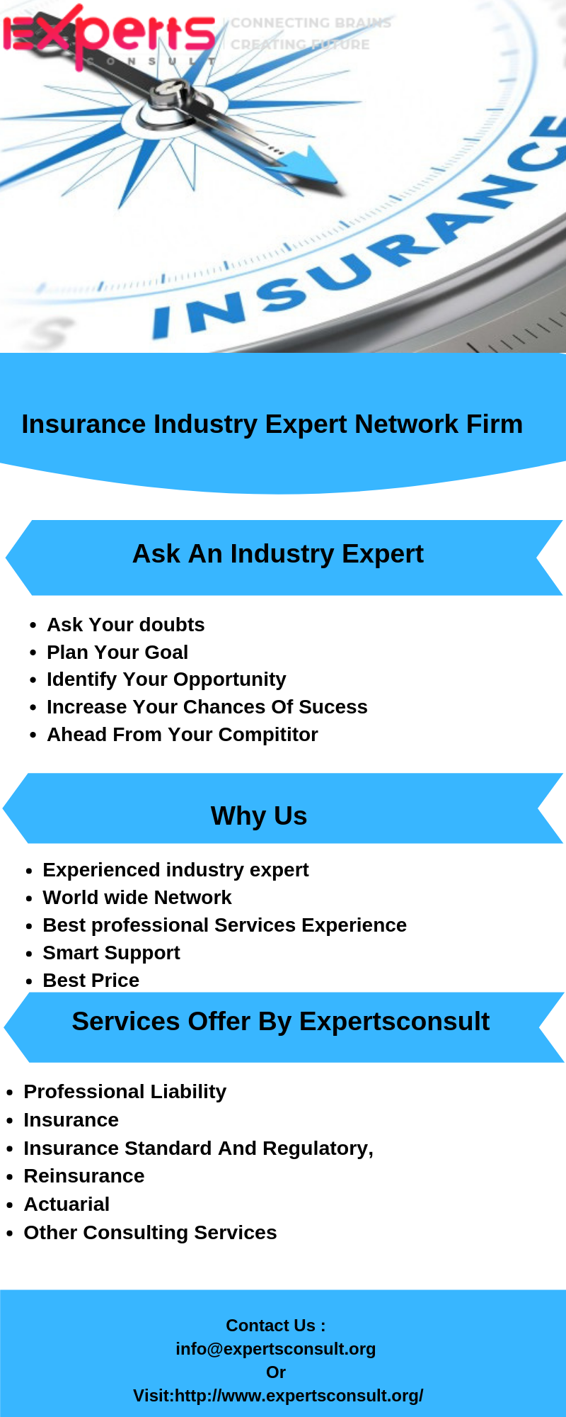 Expertsconsult Is Leading Insurance Industry Expert Service