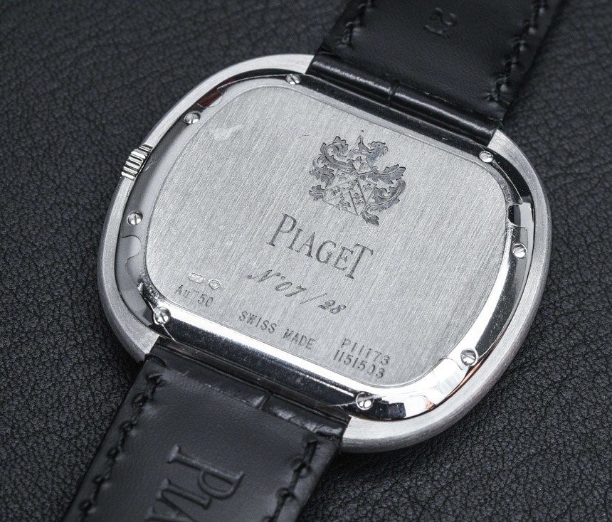 "d0bb1125ff86 Piaget Black Tie ""Vintage Inspiration"" Watch Hands-On 