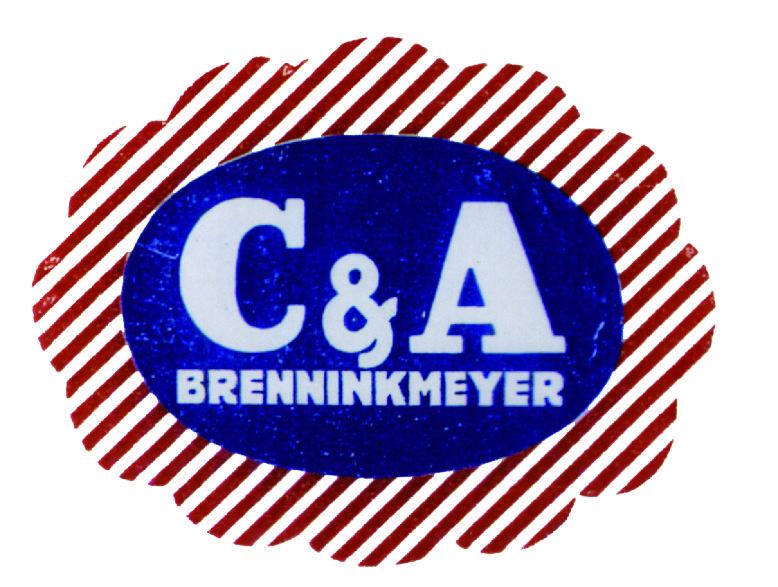 1958 C & A Logo Corporate storytelling, Logo branding
