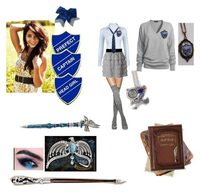 """New Hogwarts gal"" by fashion0disaster ❤ liked on Polyvore featuring NIKE"