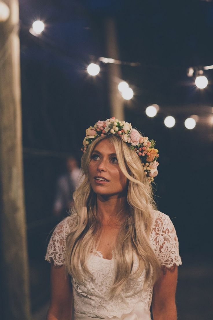 flower crowns | wedding bells in 2019 | boho wedding hair