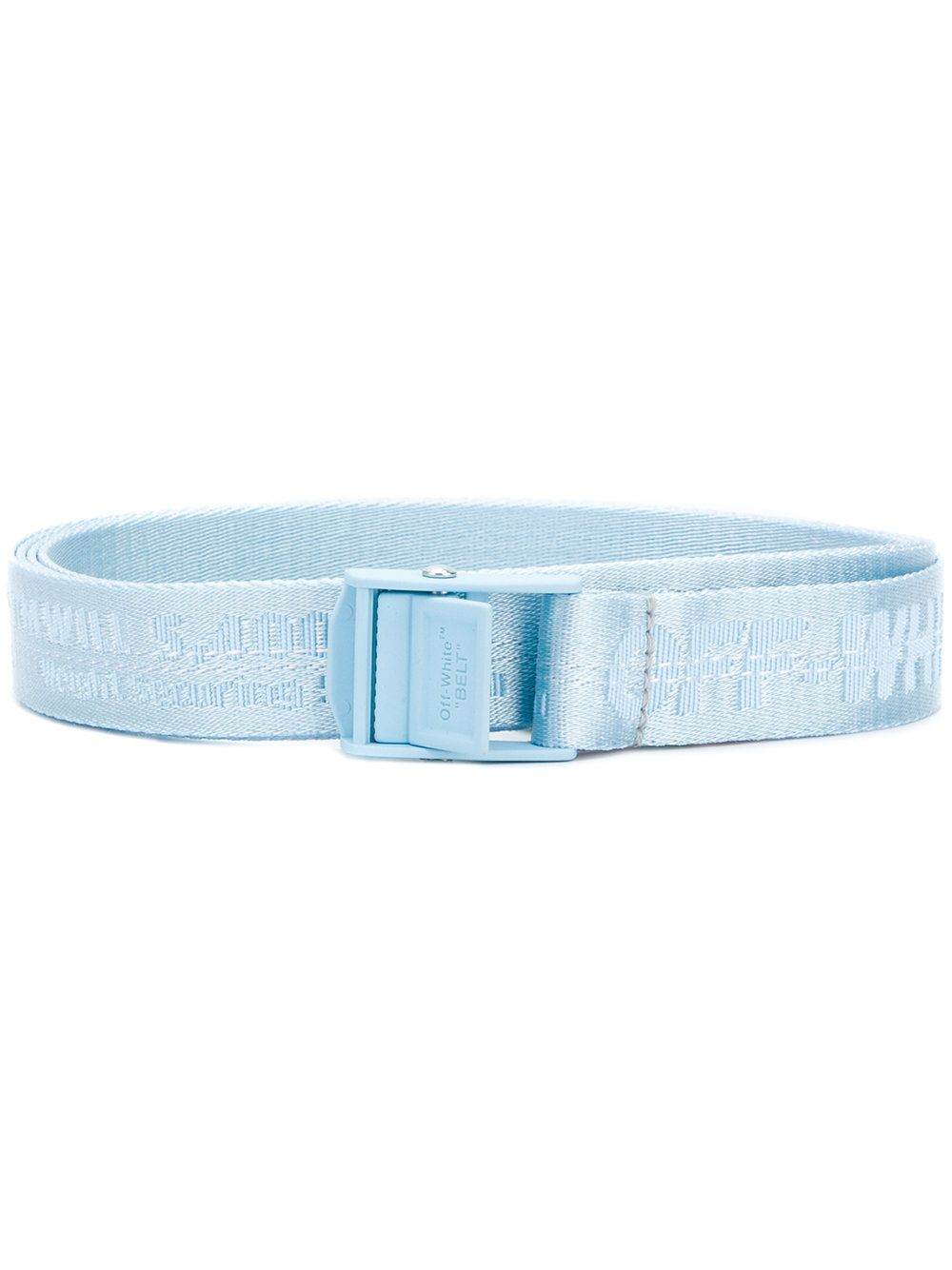 ed1e4abf842 OFF-WHITE BLUE. #off-white # | Off-White in 2019 | Off white belt ...