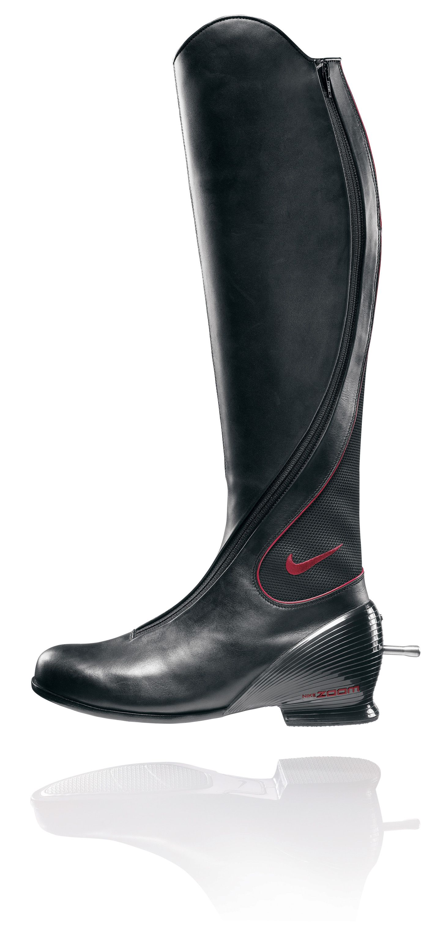 These Boots Were Made For Strutting: Equestrian: Nike Ippeas