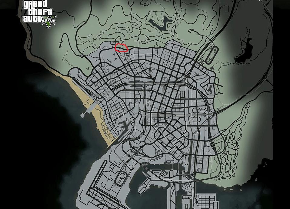 GTA Online Car Locations Guide imagens)
