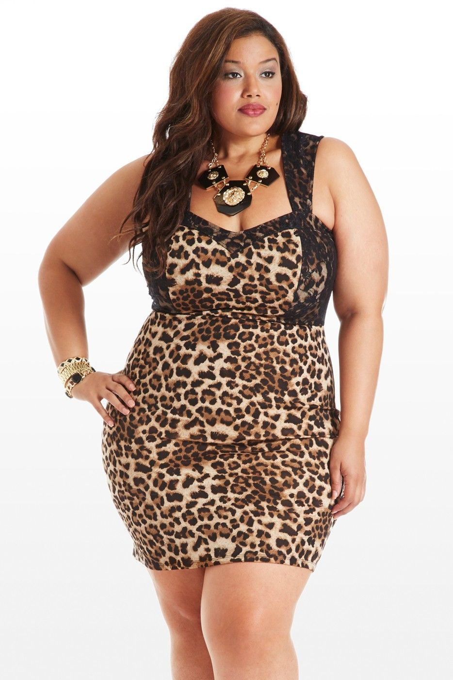 bedroom eyes animal print dress - i got to get this dress as well