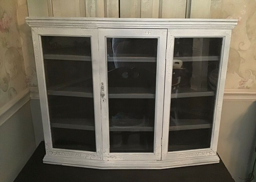 29++ Farmhouse curio cabinet model