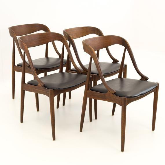 Tremendous Johannes Anderson For Richbilt Mid Century Modern Teak Short Links Chair Design For Home Short Linksinfo