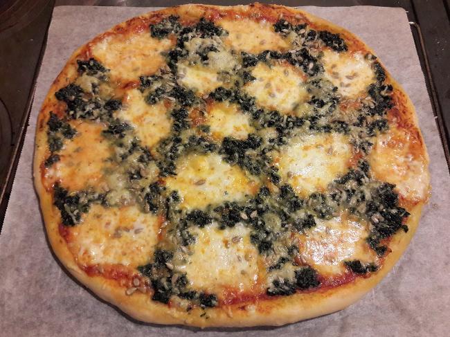 Pizza Pohja