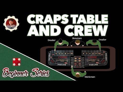 Understand And Beat The Odds Craps For Beginners 5 Youtube Beats Play Youtube