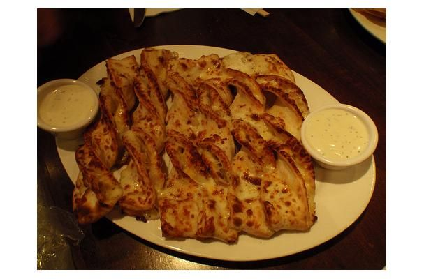 Round Table Garlic Twist Recipe.Garlic Parmesan Twists