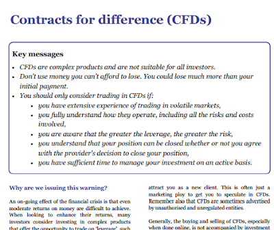 Contracts for difference explained