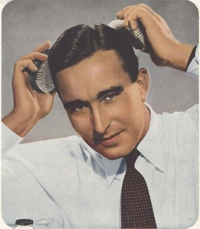1940 Mens Military Hairstyles
