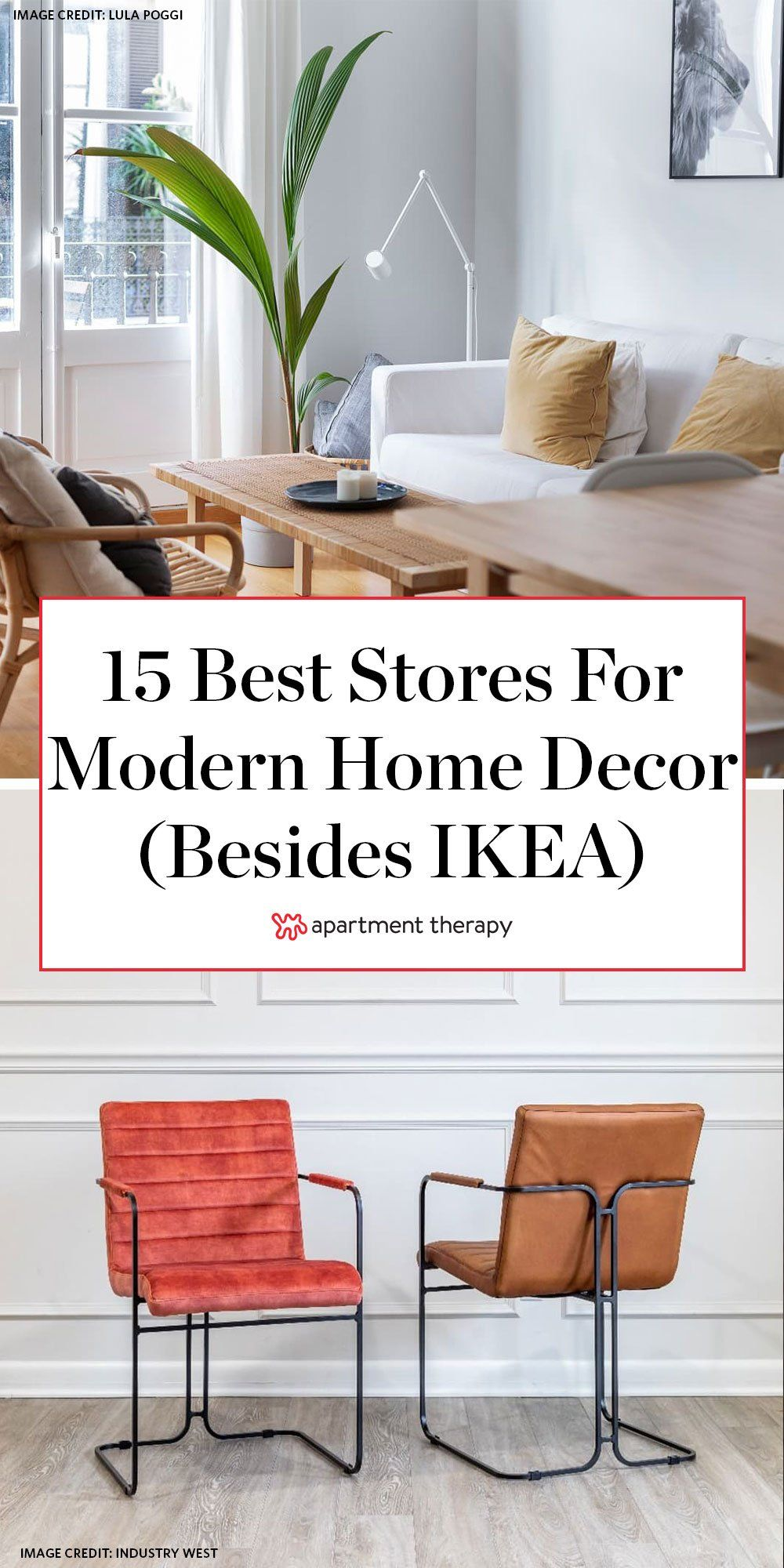 15 Of Our Favorite Modern Home Decor Stores That Aren T Ikea In