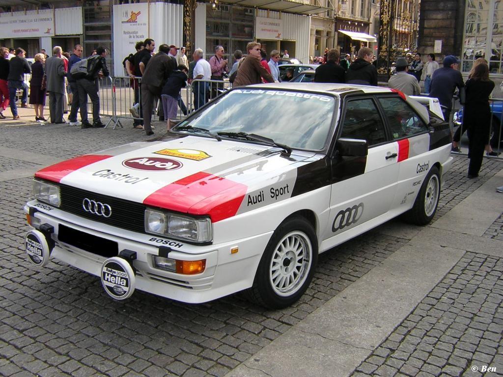 (1980 / 1986 ) Audi Quattro Sport - Dark-Cars Wallpapers ...