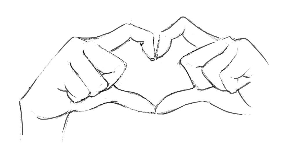 качестве параметров руки держат сердце рисунок карандашом фото омлет это низкокалорийная
