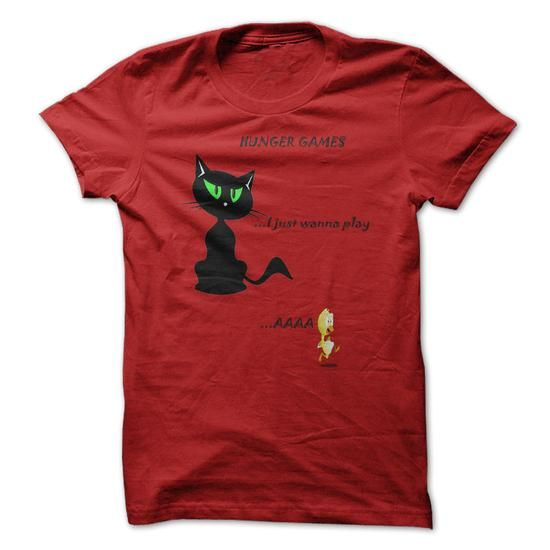 PULA42 Cat - Hunger game T-Shirt Hoodie Sweatshirts oue. Check price ==► http://graphictshirts.xyz/?p=61484