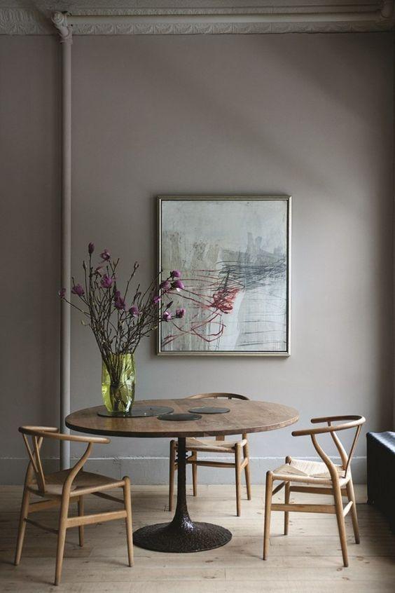Muur kleuren | Raum, Küche und Wohnen