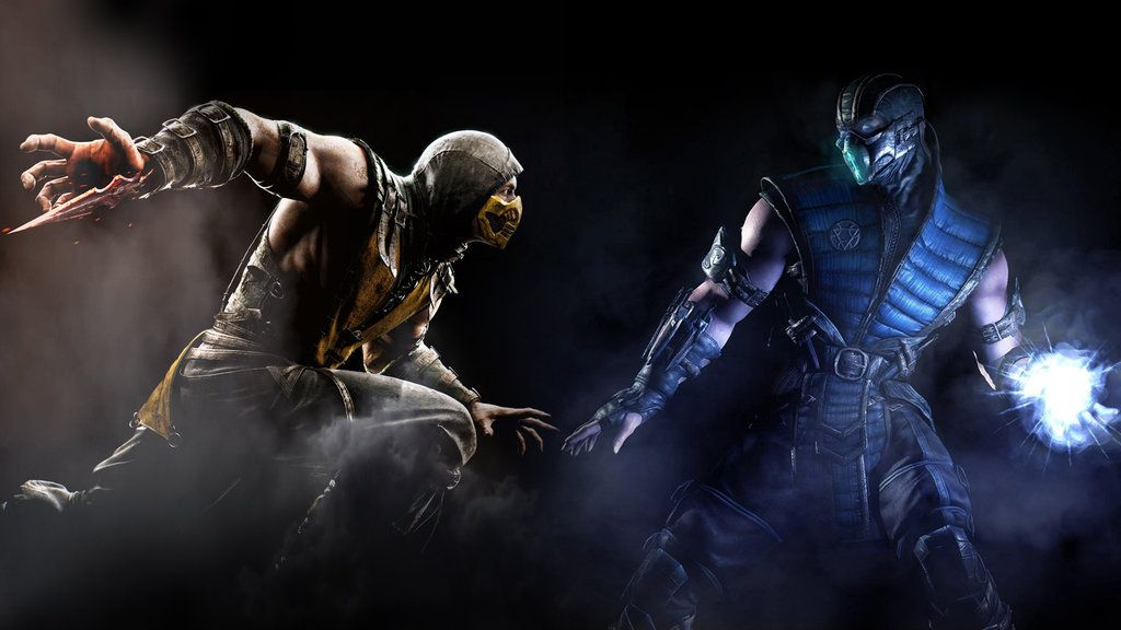 Sub Zero Vs Scorpion Google Search Mortal Kombat Sub