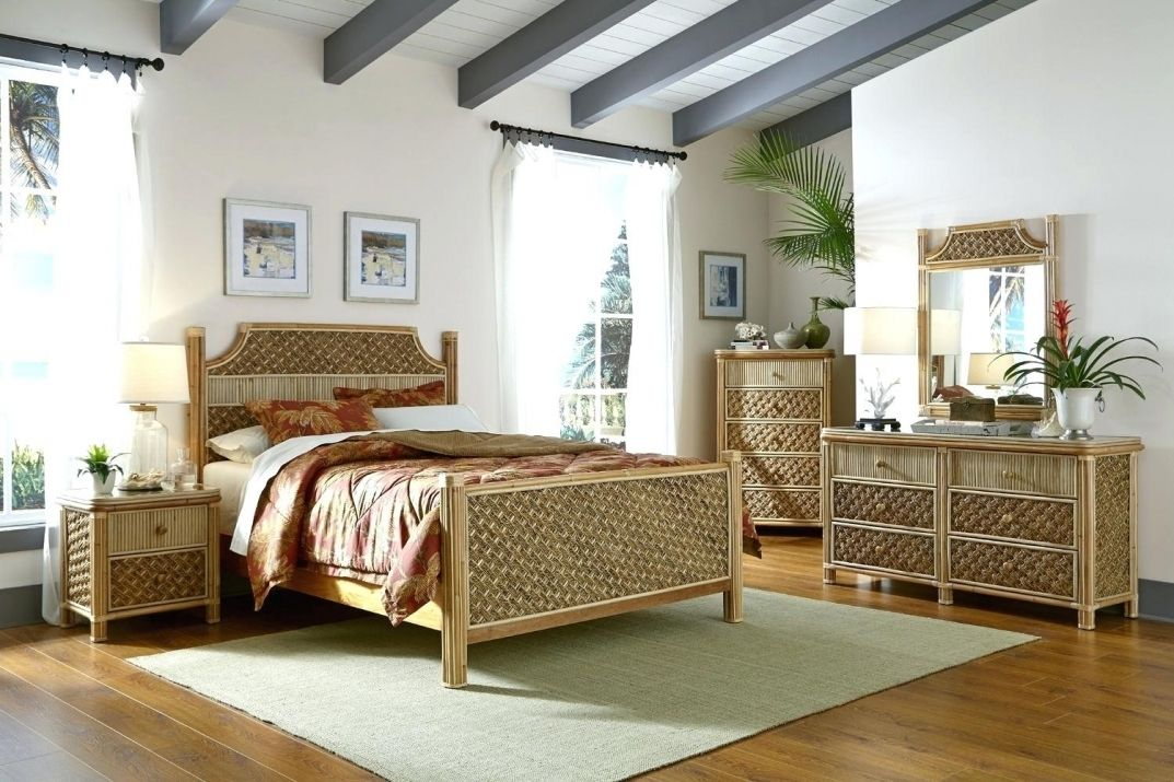 wicker bedroom furniture - cool rustic furniture Check more at
