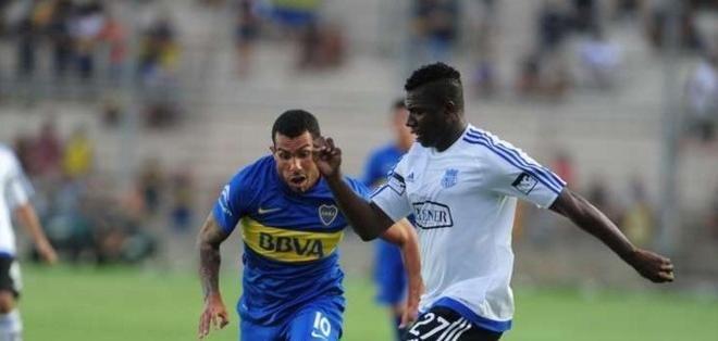 Boca venció a Emelec en el 'Cruce de los Andes'   Ecuavisa