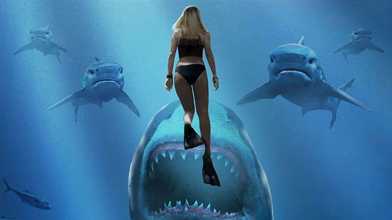 Deep Blue Sea 3 Deep Blue Sea Shark Deep Blue Sea Shark