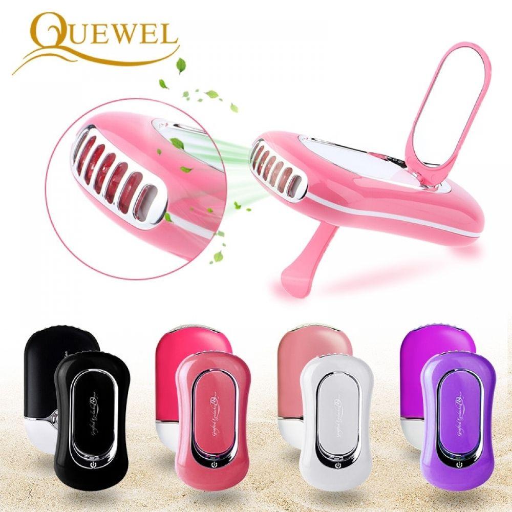 USB Eyelash Extension Mini Fan Air Conditioning Blower