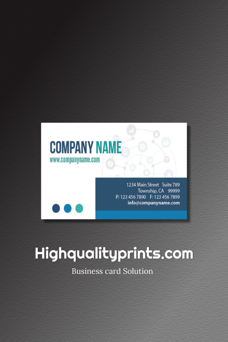 Build relationship, not just databases . Business card design and ...