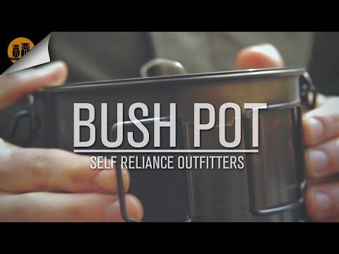 Dave Canterbury's Pathfinder Bush Pot | Field Review - YouTube