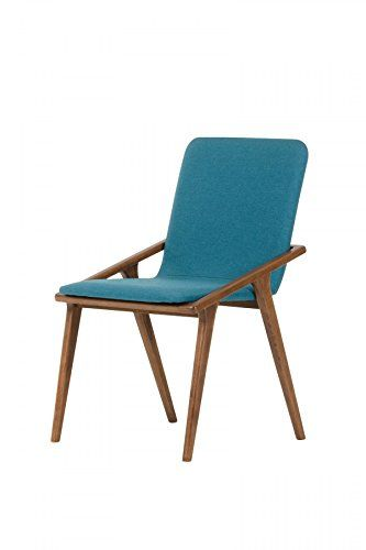 Exceptionnel Langley Street Mykonos Parsons Chair (Set Of Upholstery: Blue