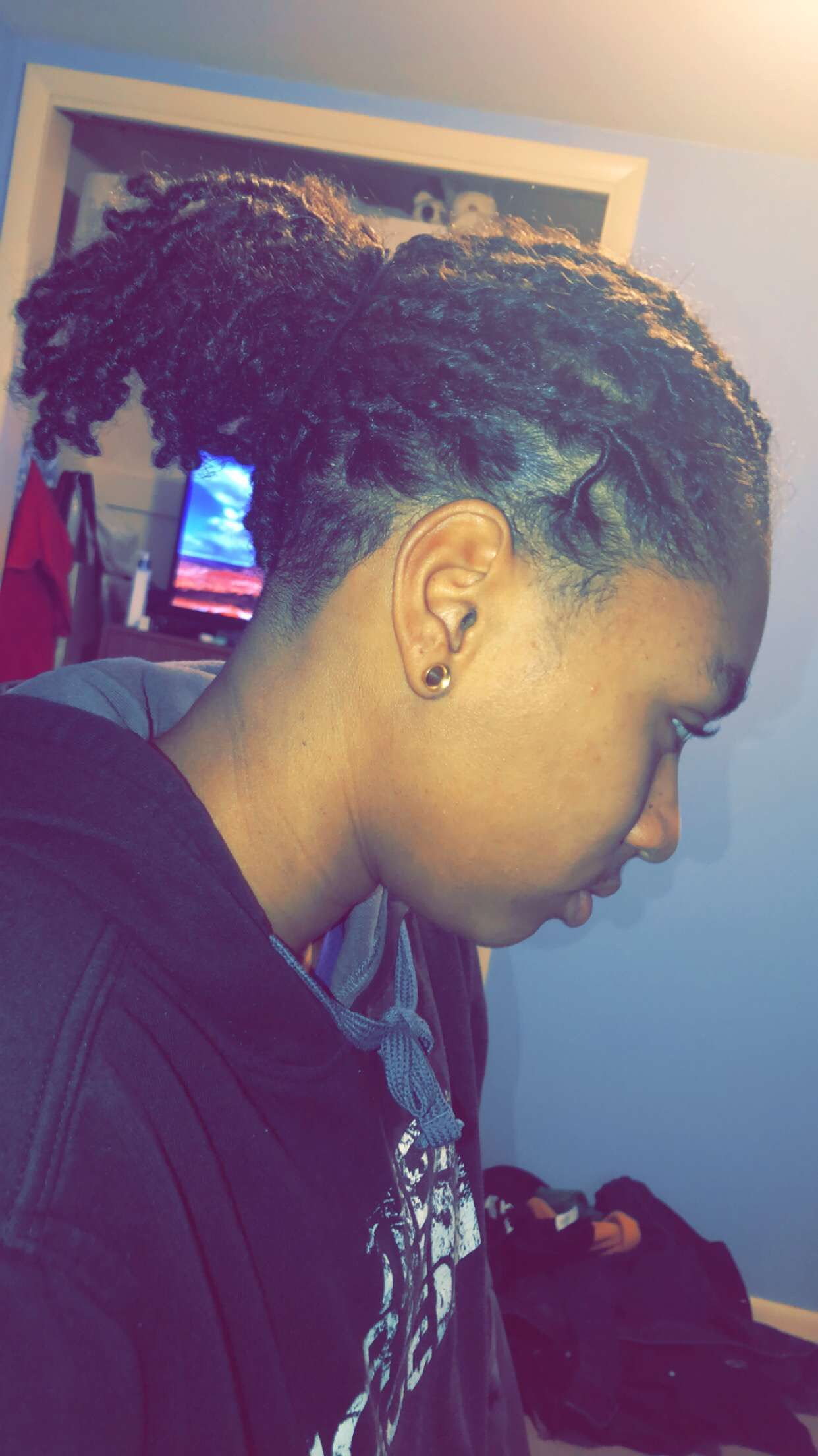 Pin By Theoneave On Locs Locs Hairstyles Cute Lesbian Couples Hair Styles