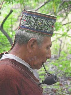 Ahabah: Arte Shipibo, Matemática y Biología