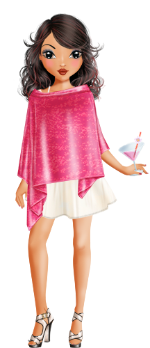 6492785 paper dolls top models model outfits model en fashion models - Photo de dessin top model ...